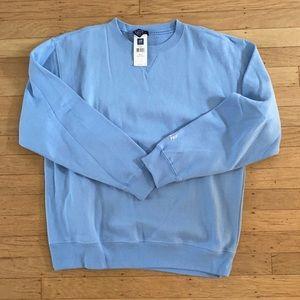 Gap Blue Crewneck sweatshirt long sleeve XXL
